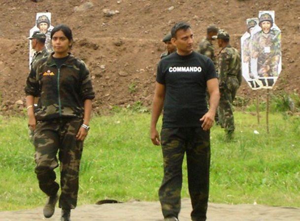 Seema Rao nhiều lần bị chấn thương khi tham gia nhiệm vụ