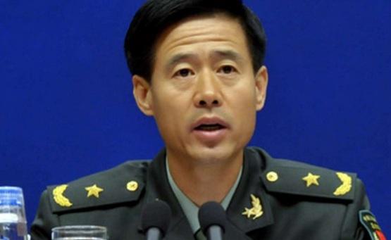 Thiếu tướng Qu Rui (Ảnh: Xinhua)