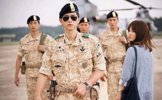 Phim truyền hình Hàn Quốc được yêu thích tại Trung Quốc (Ảnh: SCMP)