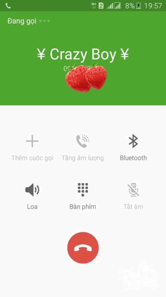 Cười vỡ bụng với cách lưu tên chồng yêu trên điện thoại - 10