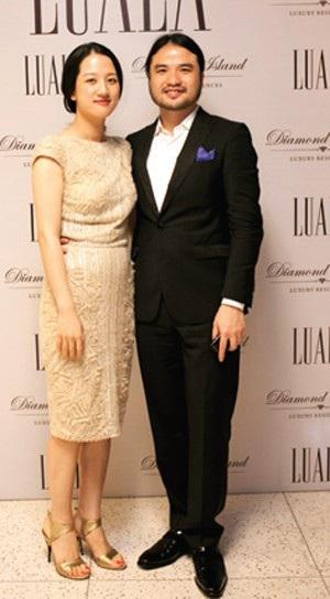 Vợ chồng doanh nhân nổi tiếng Đỗ Minh