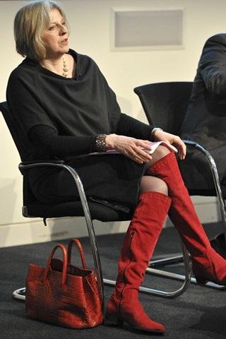 Thời trang đẹp mê mẩn của tân nữ Thủ tướng Anh - 11