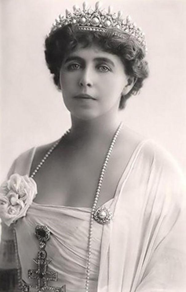 Nữ hoàng Mary của Romania