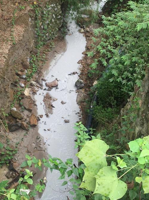 Bắc Giang: Thản nhiên gây tội ác, giết chết một dòng sông! - 2