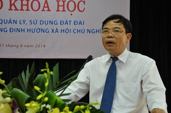 Ông Nguyễn Xuân Cường.
