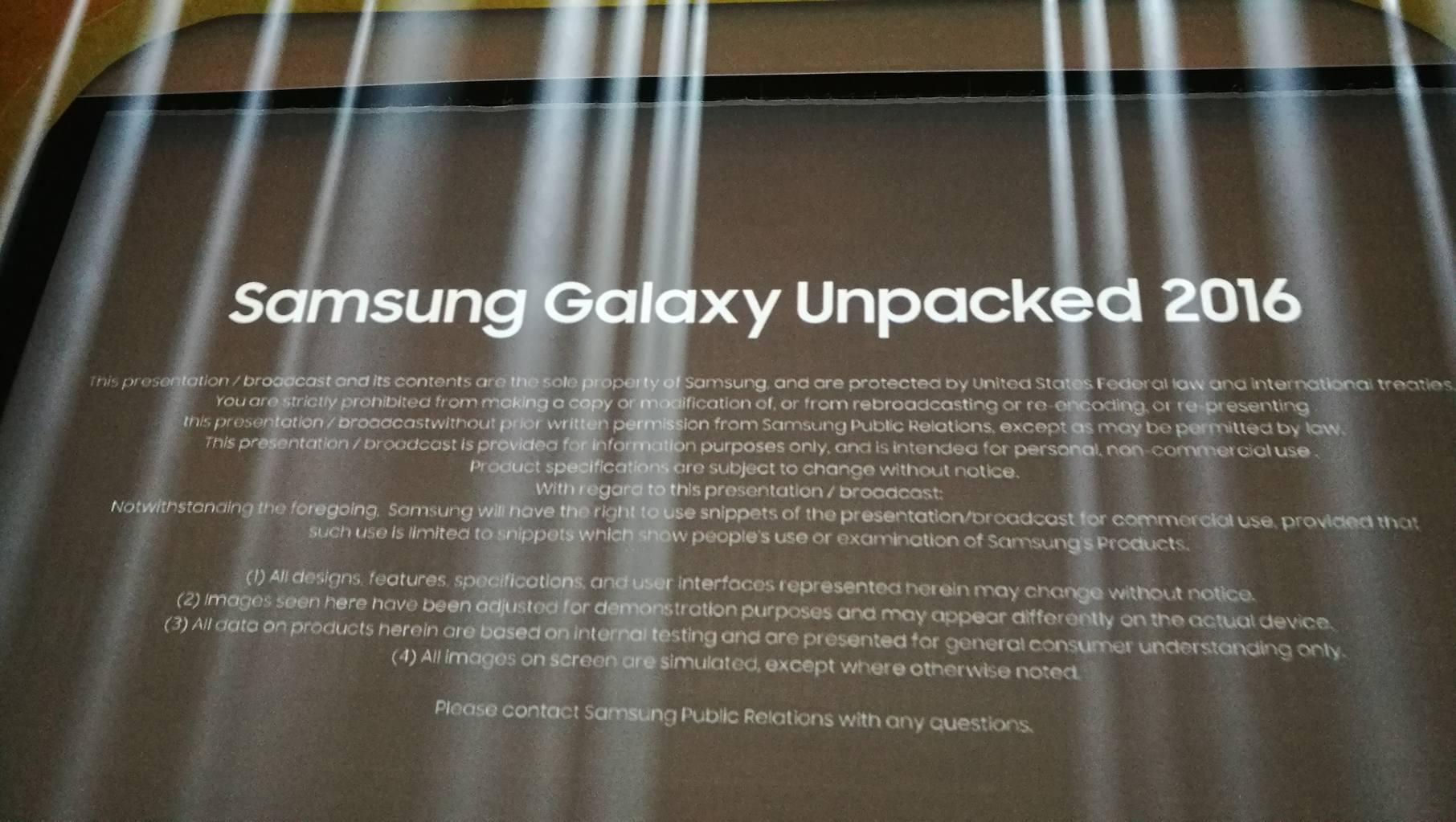 Galaxy Note7 chính thức ra mắt, tích hợp cảm biến mống mắt, chống nước - 16