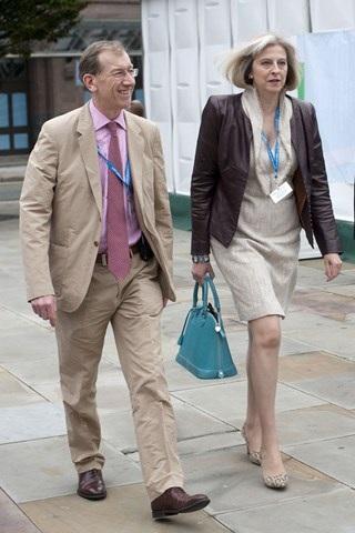 Thời trang đẹp mê mẩn của tân nữ Thủ tướng Anh - 14