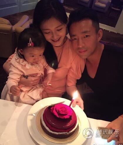 Từ Hy Viên đang có cuộc sống hôn nhân viên mãn bên chồng con.