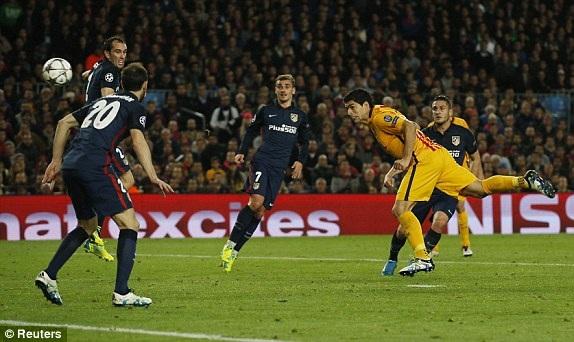 Barcelona khao khát phục hận thất bại trước Atletico ở tứ kết Champions League