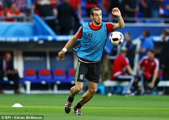 Bale là cầu thủ xứ Wales được quan tâm nhiều nhất