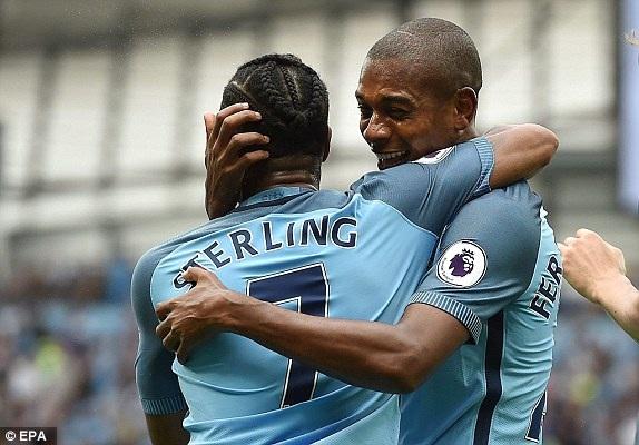 Man City 3-1 West Ham: Đẳng cấp chênh lệch - 3