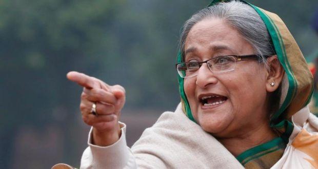 Thủ tướng Bangladesh Sheikh Hasina Wajed