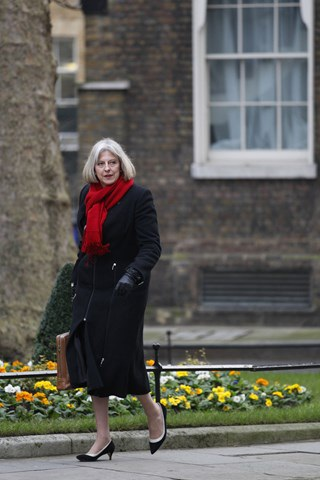 Thời trang đẹp mê mẩn của tân nữ Thủ tướng Anh - 15