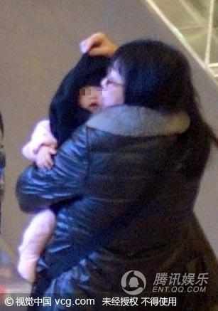 Cô con gái nhỏ của Châu Kiệt Luân được khen đáng yêu và xinh đẹp.