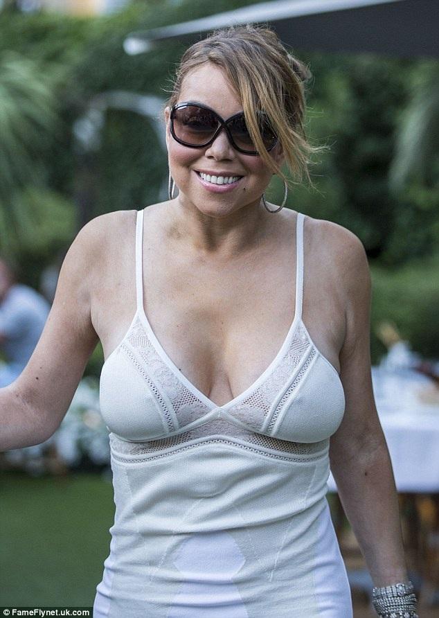 Mariah Carey giảm cân đáng nể để chuẩn bị cho đám cưới - 16