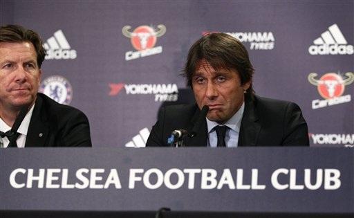 Huấn luyện viên của Chelsea là người rất nghiêm túc trong công việc, điều đó được thể hiện ngay cả trong buổi họp báo. Conte đã không trả lời cho xong những câu hỏi được đặt ra cho ông