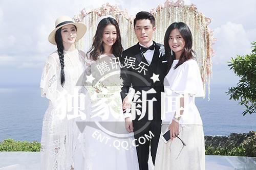 Lâm Tâm Như luôn diện váy xòe rộng trong hôn lễ và ảnh cưới của mình.