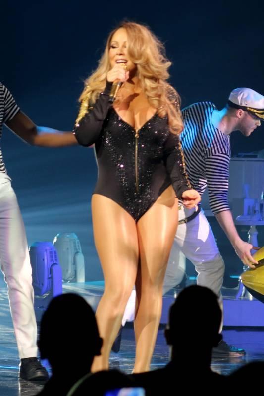 Mariah Carey giảm cân đáng nể để chuẩn bị cho đám cưới - 18