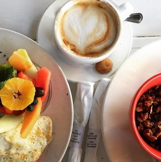 Khám phá bữa sáng của các siêu mẫu hàng đầu thế giới - 19