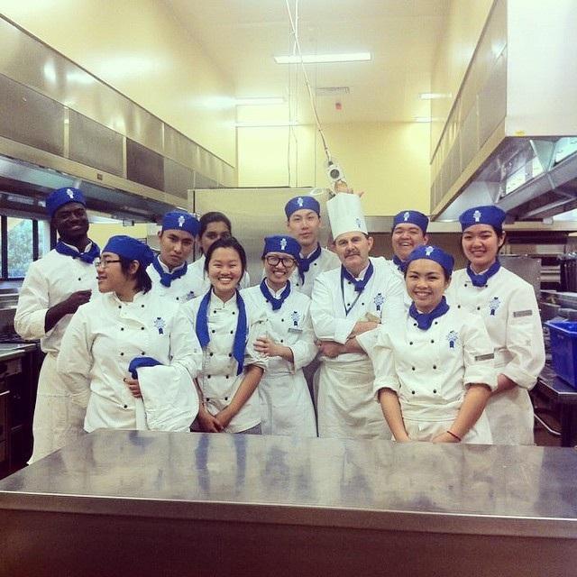Le Cordon Bleu - Trường hàng đầu thế giới ngành Quản lí khách sạn, Ẩm thực - 2