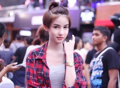"""""""Mỹ nhân chuyển giới"""" Thái Lan đẹp đến khó tin - 2"""