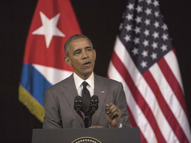 Tổng thống Mỹ Barack Obama. (Ảnh: AP)