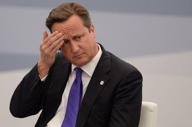 Thủ tướng Anh David Cameron (Ảnh: Mirror)