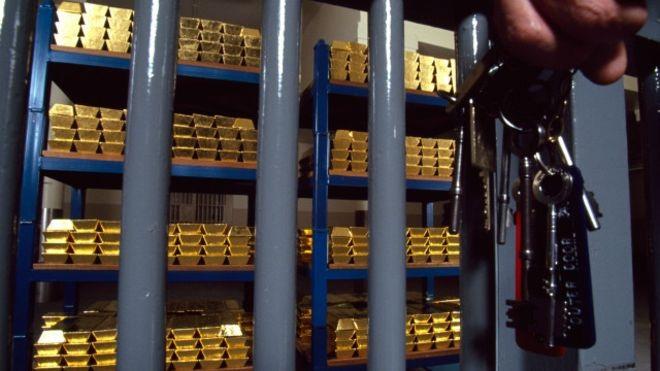 """Ghé thăm những kho vàng """"khủng"""" nhất thế giới - 2"""