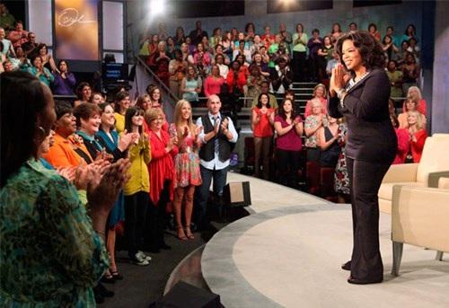 Oprah Winfrey ra mắt chương trình Oprah Winfrey Network. Nguồn: oprah.com