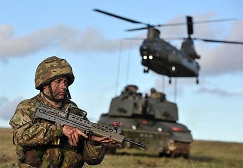 Dù có tồn tại nhiều bất đồng, nhưng rõ ràng Nga hiện không phải là mối đe dọa chính đối với NATO.