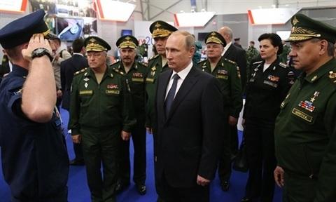 Trong đợt này, cơ cấu Bộ quốc phòng tương đối ổn định