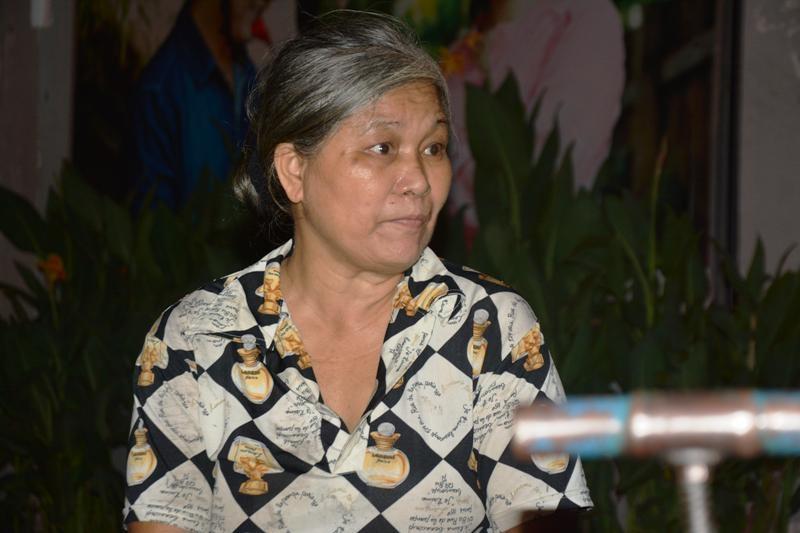 Bà tên là Trần Thị Ngọc Anh, 60 tuổi, trú ở phường 4, Quận 4. Người ta thường gọi bà bằng cái tên giản đơn – bà Gái
