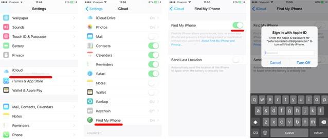 Cách trở về iOS 9.3.2 sau khi nâng cấp lên iOS 10 - 2