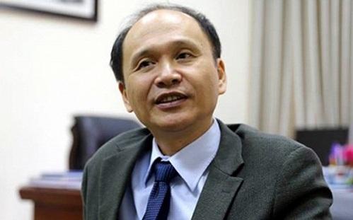 GS.TS Lê Quang Cường - Thứ trưởng Bộ Y tế