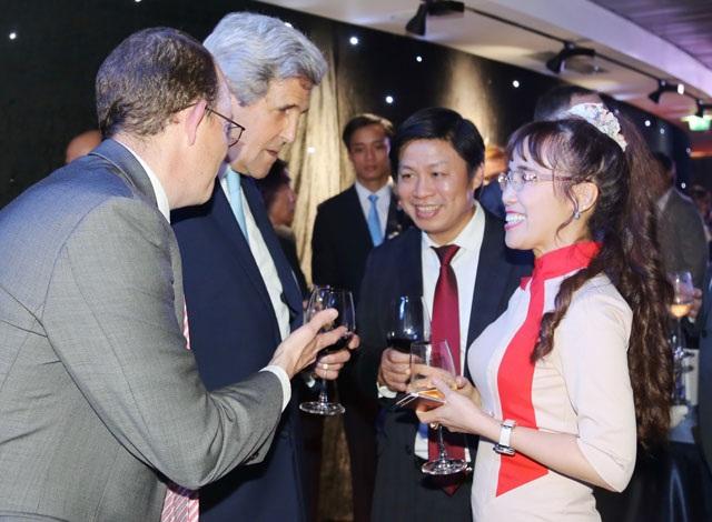Những dấu ấn Vietjet trong chuyến thăm Việt Nam của Tổng thống Mỹ Barack Obama (P5) - 2