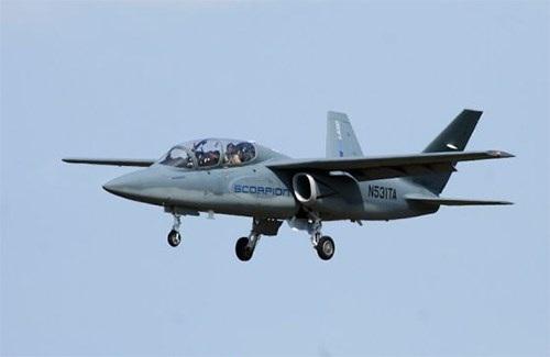 Mỹ bắt đầu phát triển dòng máy bay cường kích hạng nhẹ mới Scorpion - 2