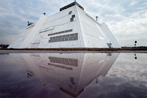 Trạm radar Don-2NP - Thành phần chính trong hệ thống phòng thủ tên lửa bảo vệ Moscow.