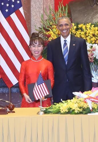 Những dấu ấn Vietjet trong chuyến thăm Việt Nam của Tổng thống Mỹ Barack Obama (P2) - 2