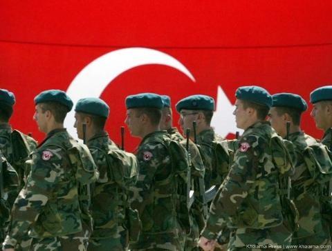 Có những đợt sóng ngầm trong quân đội Thổ Nhĩ Kỳ?