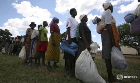 Người dân miền nam Malawi