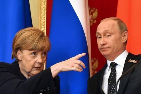 Nội bộ nước Đức đang khó xử với Nga