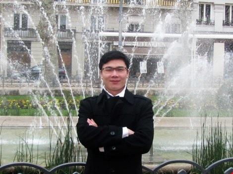 """Tiến sĩ trẻ xuất sắc thế giới: """"Tôi sẵn sàng về Việt Nam"""" - 2"""