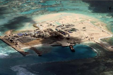 Trung Quốc tiến hành nhiều hoạt động phi pháp và ngang ngược trên Biển Đông
