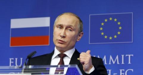 Tổng thống Nga Vladimir Putin tin tưởng quan hệ Nga- EU.