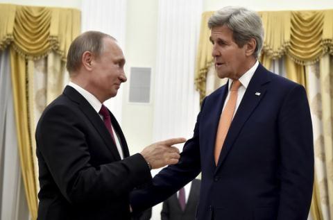 Nga muốn Mỹ tái can dự vào Syria?