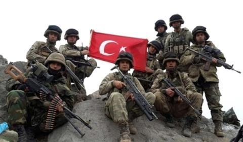 Đặc nhiệm Thổ Nhĩ Kỳ ở Syria