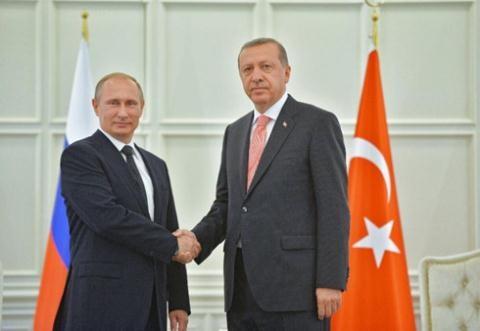Nga để ngỏ khả năng nối lại quan hệ với Thổ Nhĩ Kỳ