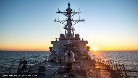 Sắp va chạm tàu chiến liên tục Nga-NATO tại Biển Đen - 2