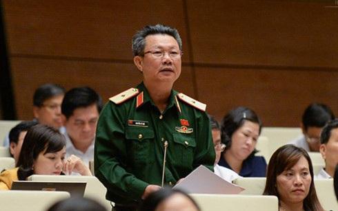 Đại biểu Nguyễn Sỹ Hội (Ảnh: Quochoi.vn)