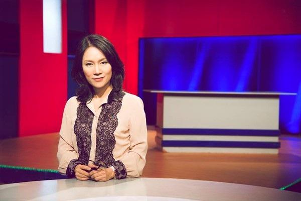 Tạ Bích Loan là một nữ MC kỳ cựu, đam mê với nghề